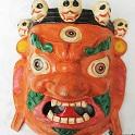 Buddhist Masks