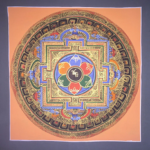 Buddhist Mandala Paintings