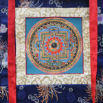 Buddhist Mandala Thangkas